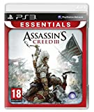 Cheapest Assassin's Creed III  Essentials on PlayStation 3