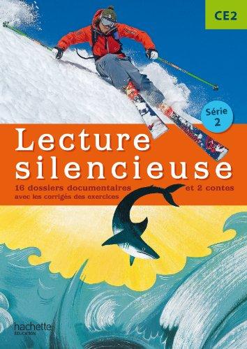 Lecture silencieuse CE2 - Pochette élève - Ed.2011 par Martine Géhin