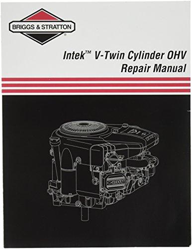 Handbuch Gartenarbeit (Briggs & Stratton 273521Reparatur-Handbuch für Intek OHV-Motoren, evtl. nicht in deutscher Sprache)