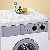 Waschmaschinenüberzug weiß
