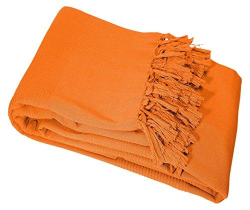 nuances-du-monde-3006688-armchair-throw-150-x-150-cm-lana-cotton-woven-orange