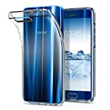 Spigen Coque Honor 9, [Liquid Crystal] Silicone Gel Anti-Choc [ Transparente Souple Fine ] Housse Etui Coque pour Huawei Honor 9 (L17CS21993)