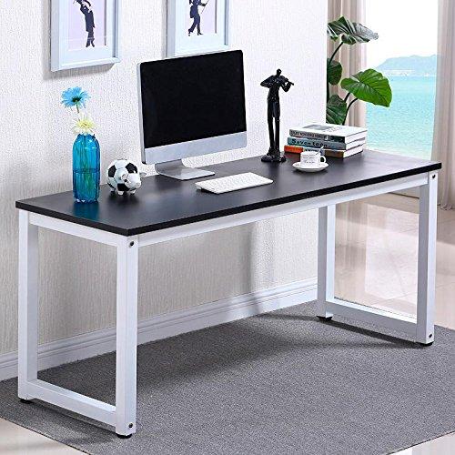 beyondfashion-simple-stlye-design-home-office-desk-table-wood-desktop-steel-frame-workstation-workbe