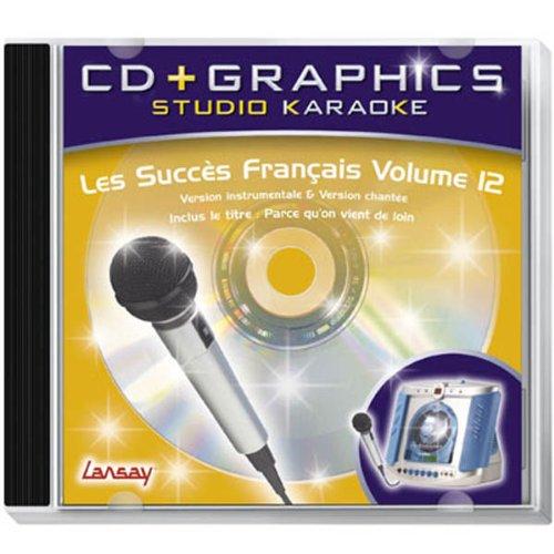 Lansay Jouet - 17512 - Jeu de Plein Air - Cd+G Studio Karaoke V.12