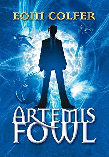 El mundo subterráneo (Artemis Fowl 1) (Serie Infinita) por Eoin Colfer