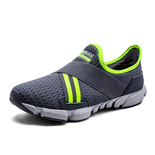ZOEASHLEY Homme Chaussure de Sport Outdoor Fitness Running Sneakers Chaussure de Course 38-45