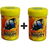 Taiyo Plus Discovery Blood Worms Fish Food 5G Pack Of 2