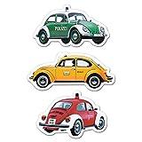 Brisa VW Collection Magnete 3er Set VW Käfer Motiven - Spezialfahrzeuge