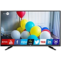 Daiwa L42FVC4U 102 cm (40 inches) Full HD LED Smart TV (Black)