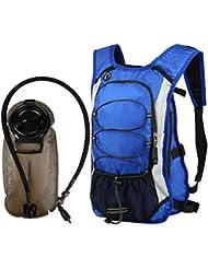 Amazon.es: mochila hidratacion - Packs y bolsas de hidratación / Bolsas, mochilas y alforja...: Deportes y aire libre