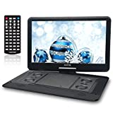 Best Portable Dvd Players For Children - 15.6 inch Portable DVD Player for Car Review