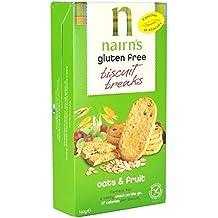 De Nairn Sin Gluten Galletas Breaks avena y fruta 160g