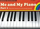 Me and My Piano Part 1 (New Edition), Piano Tutor, Harewood and Waterman