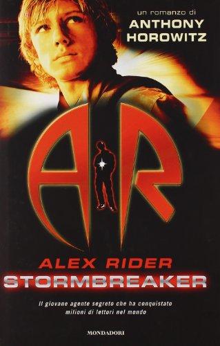 Stormbreaker. Alex Rider