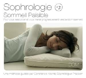 sophrologie vol 3 sommeil paisible constance kreintz musique. Black Bedroom Furniture Sets. Home Design Ideas