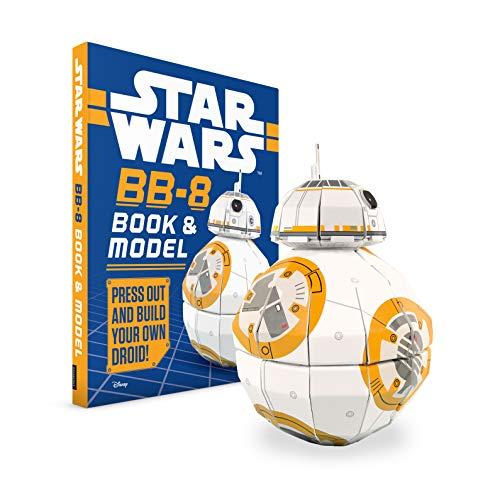 Star Wars: BB-8 Book and Model PDF Books