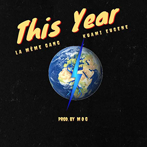 This Year (feat. Darkovibes, $pacely, RJZ & Kuami Eugene)