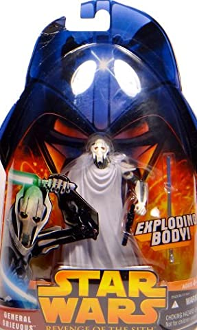 General Grievous Exploding Body No.36 - Star Wars Revenge of the Sith Collection 2005 von Hasbro