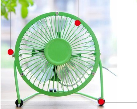 slfs-ventilatore-4-pollici-mini-portatile-usb-desktopverde-e-bianco