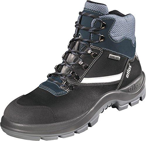 Atlas Gore-Tex ® 535XP–Chaussures de travail–Chaussures de sécurité–Unisexe Schwarz