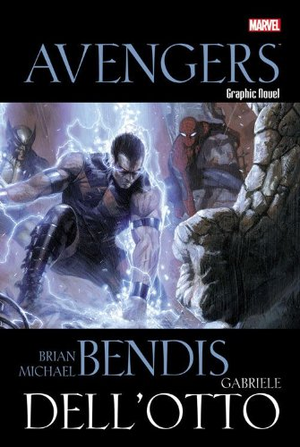 Marvel Graphic Novel - Avengers (Hardcover, 2013, Panini) ***Ein Meisterwerk von Gabriele Dell'Otto***