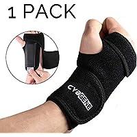 Bandagen, Handbandage, Handgelenkstütze - Handgelenkbandage mit abnehmbarem Stahlblech, Verletzungsprävention... preisvergleich bei billige-tabletten.eu