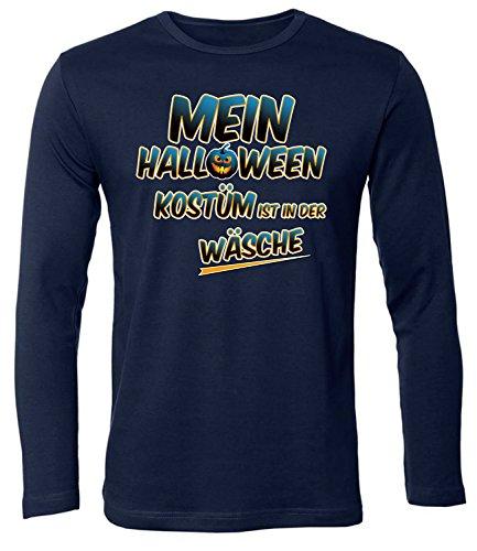 Halloween - Mein Halloween Kostüm ist in der Wäsche 4455(HL-N) Gr. XXL