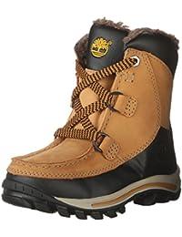 Timberland Chillberg FTK_Rime Ridge HP WP Boot, Botas de Nieve Unisex Niños