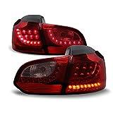 JOM 82931 Urban Style LED Rückleuchten dunkelrot