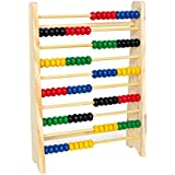 Legler Abacus 10 Rows Educational Toy