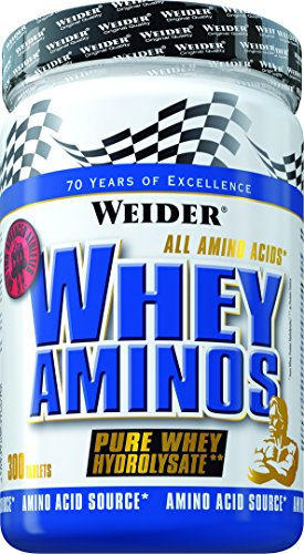 Weider Whey Aminos Duo Pack Aminoacidi - 300 Tavolette