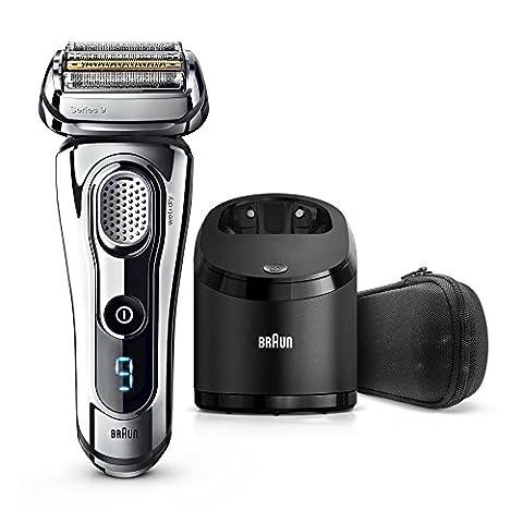 Braun Series 99295CC Elektrischer Rasierer Technologie Wet & Dry und