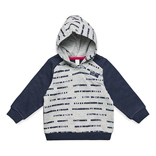 ESPRIT KIDS Baby-Jungen Sweatshirt RM1501207, Grau (Heather Grey 203), 86