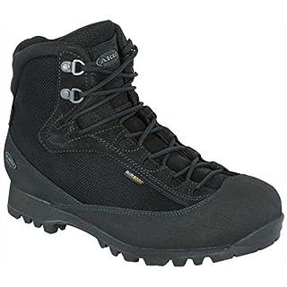 AKU Pilgrim GTX boots in black, black