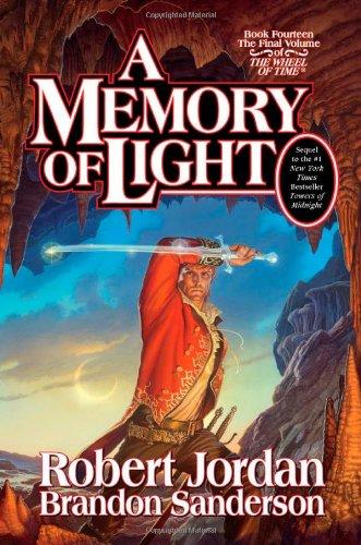 A Memory Of Light Book 14 of the Wheel of Time por Robert Jordan