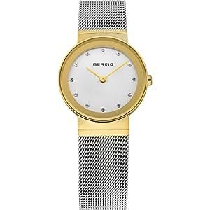 BERING Time Damen-Armbanduhr Slim Classic 10126-001