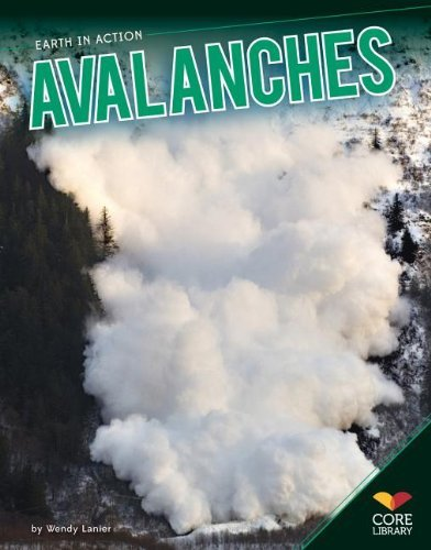 Avalanches (Earth in Action) by Wendy Lanier (2013-08-06) par Wendy Lanier