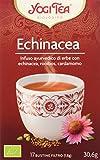 Yogi Tea Echinacea - 17 Bustine Filtro [30.6 gr]