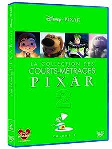 """Afficher """"La collection des courts métrages Pixar"""""""