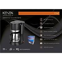 KENEX KXC-CE6 CAFETERA negro