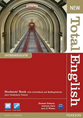 New total english. Intermediate. Student's book-MyEnglishLab. Con espansione online. Per le Scuole superiori. Con CD-ROM