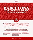 BARCELONA Gourmet 250gr. Té rojo pu erh, canela, naranja, jengibre, semillas de cardamomo, clavo,pimienta negra troceada, rosa, aroma.