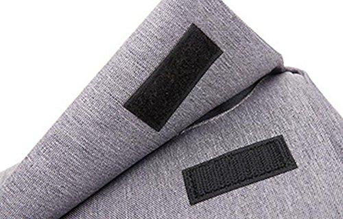 Umhängetasche Rucksack Männer Und Frauen Computer Tasche Tasche Freizeit Einfache Wilde Mode Grey