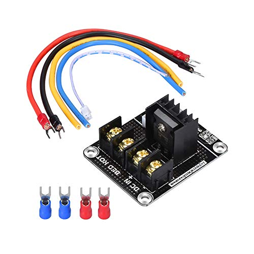 Tzt 3d Printer Parts General Add-on Heated Bed Power Expansion Module High Power Module Expansion Board For 3d Printer Attractive Fashion Active Components