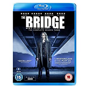 The Bridge Season 3 [Blu-Ray]