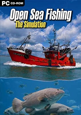 Open Sea Fishing (PC CD) by Connection International