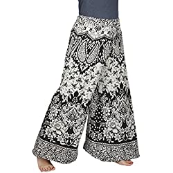 Pantalón de algodón diseño de mandalas
