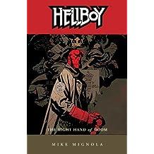 Hellboy Volume 4: The Right Hand of Doom - NEW EDITION!: Right Hand of Doom v. 4