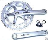Shimano Sora manovella 52/39, bici da corsa FC 3301–Catena fogli foglie, nuovo