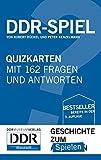 DDR-Spiel. Quizkarten mit 159 Fragen und Antworten - Robert Rückel, Peter Kenzelmann